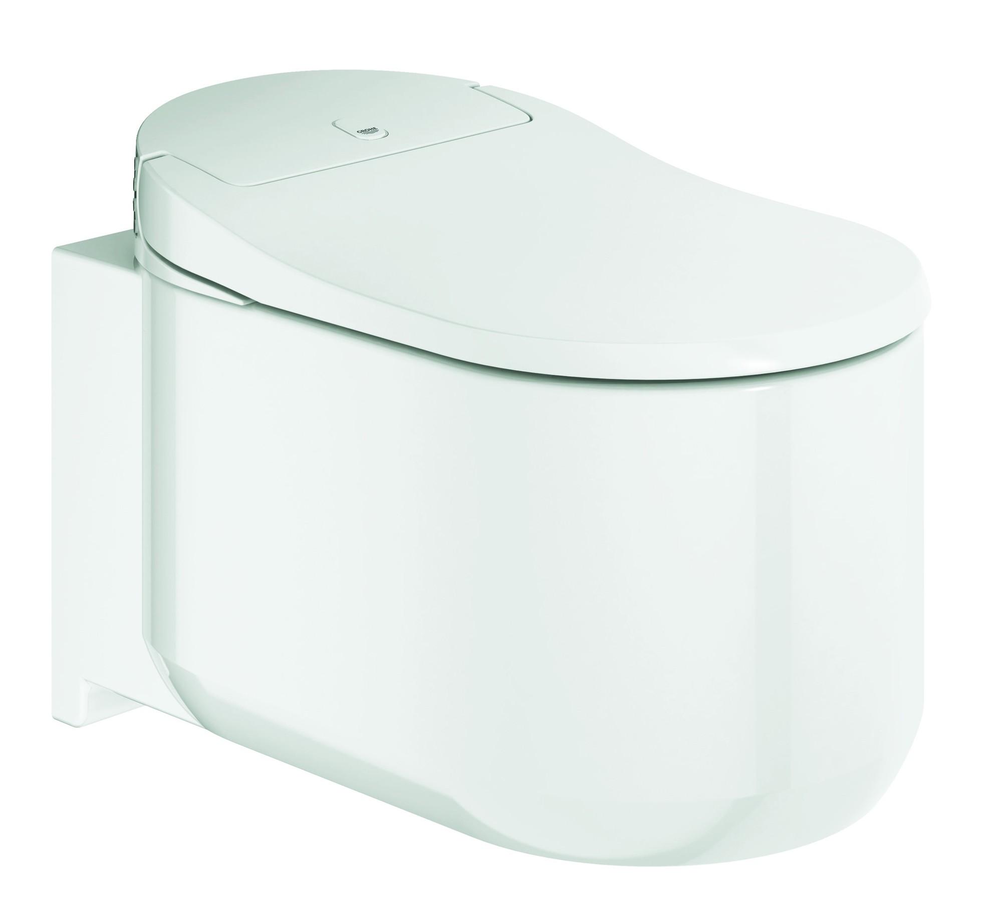 Berührungsloses Dusch-WC
